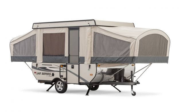 Photograph of the RV/Camper Industry