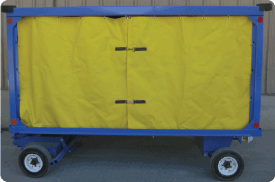 Featured photo for new post: NEW BAGGAGE CART CURTAINS ADDED TO GSE PRODUCT OFFERINGS